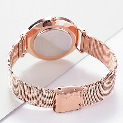 Bestdon Couple Watches Pair Men And Women Watches Minimalist Unisex Fashion 2019 Luxury Brand Quartz Watch Waterproof Relogio Islamabad