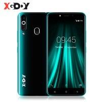 XGODY 4G Fingerprint Mobile Phone 2GB 16GB Android 6.0 Smartphone Dual Sim 5.5 18:9 MTK6737 Quad Core 5MP GPS Cellphone K20 Pro