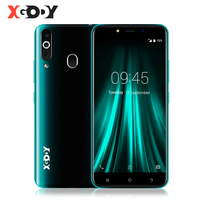 XGODY 4G Fingerprint Mobile Phone 2GB 16GB Android 6.0 Smartphone Dual Sim 5.5 18:9 MTK6737 Quad Core 5MP GPS Cellphone K20 Pro