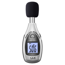 CEM Mini Sound level meters Decibel meter logger Noise Audio detector Digital Diagnostic-tool Automotive Microphone DT-85A