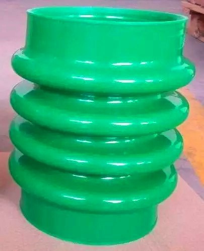 GREEN / YELLOW / BLUE RAMMER BELLOW BOOT FOR WACKER BS600 BS700 WEBER SRV590 620 JUMPING JACK DUST OFF CORRUGATED BOX 1006882