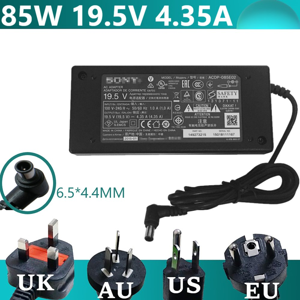 Power-Adapter Sony for LCD TV HDTV W600B ACDP-085E01 149273411