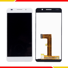 5.0'' For HUAWEI Honor 6 LCD Display Touch Screen Digitizer Assembly H60-L02 H60-L12 H60-L04 LCD 1920x1080 Display v156b2 l02 lcd display screens