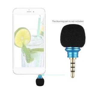 Image 2 - สมาร์ทโฟนแบบพกพา Mini Omni Directional MIC แจ็คไมโครโฟน 3.5 มม.สำหรับโทรศัพท์มือถือสำหรับ Recorder สำหรับ IPhone Samsung Huawei
