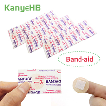 40pcs Ultra-Thin Emergency First Aid Bandage Breathable Band-Aid Waterproof Bandage Band-Aid Adhesive Wound Medical Plaster A187