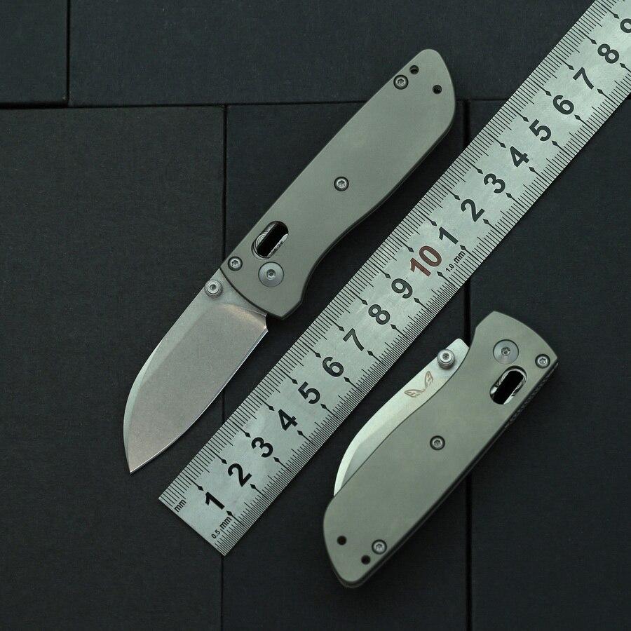 BEKETEN 535 мини карманный складной нож S30V лезвие титановая ручка для кемпинга, охоты, выживания, Тактические Подарочные Ножи EDC инструменты|Ножи|   | АлиЭкспресс