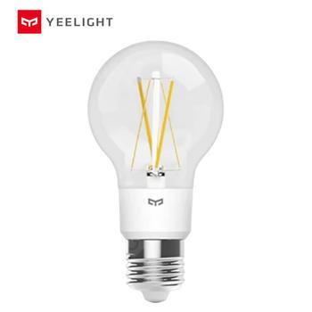 Yeelight YLDP12YL Smart Home LED Filament Bulb AC100-240V 6W 700LM High Quality Bulb Work With Homekit Alexa Google Home умная лампочка yeelight smart led filament light yldp12yl