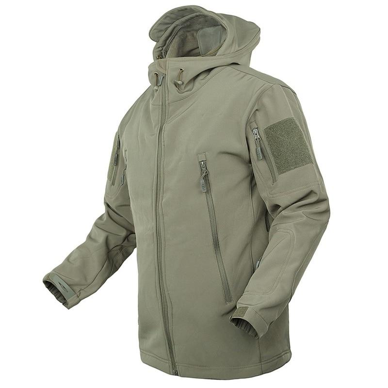 Outdoor Waterproof Jacket 2019 Windbreaker Ski Coat Hiking Rain Camping Fishing Tactical Clothing Men And Women SA-8