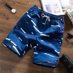 Novo modelo 2020 verão praia shorts board surf calções de secagem rápida