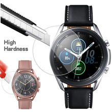 Protection-Film Smartwatch Tempered-Glass Galaxy Samsung for 3-41mm 45mm 2pcs 9H Premium