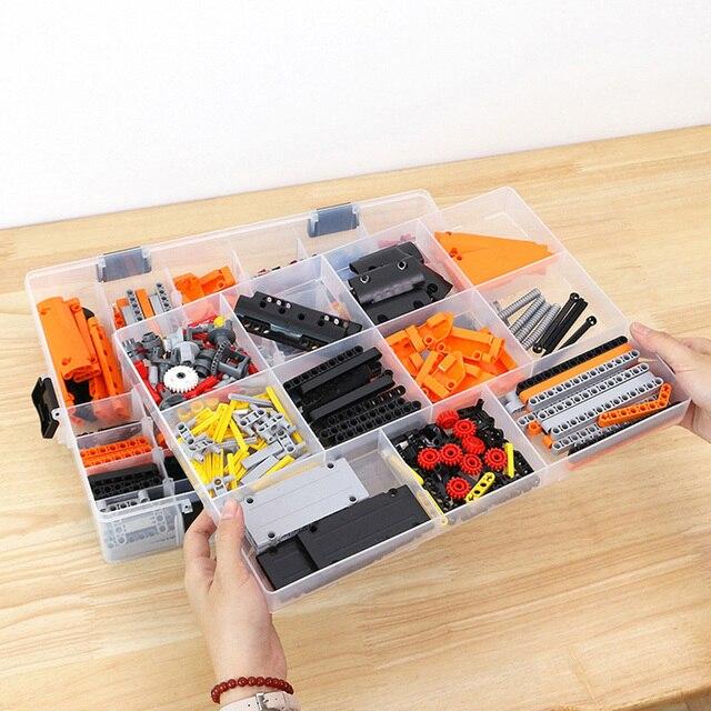 Multi-Layer Building Blocks Lego Large Capacity Storage Case  3
