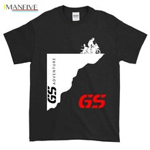 2019 New MenS T Shirt Motorcycle GS Fans Gs 1150 1200 1250 T-shirt Flat Boxer Engine Motorrad