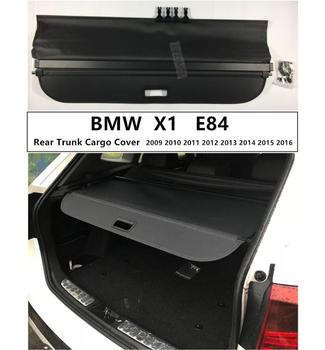 For Rear Trunk Cargo Cover For BMW X1 E84 2009 2010 2011 2012 2013 2014 2015 2016 High Qualit Security Shield Auto Accessories фото