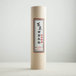 Traditional-Rice-Paper Calligraphy-Painting Papel Chinese Raw 100m Arroz Half-Ripe