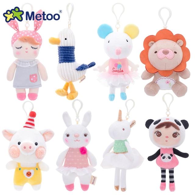 Мягкая кукла Metoo