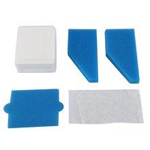 Набор фильтров подходит для пылесосов thomas aqua + multi clean