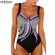 Sexy Lady High Waist Bikini Halter Swimsuit Retro Beach XL Big Simple Ladies Swimwear Swimming