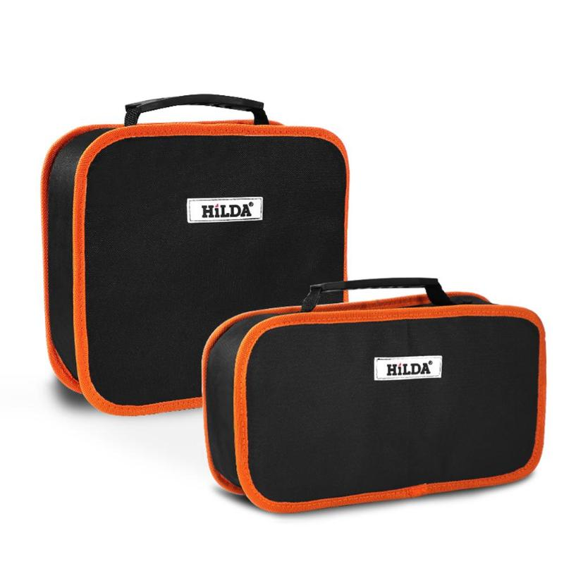 Oxford Cloth Storage Tool Bag Large Capacity Toolkit Electric Drill Bag