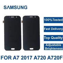 100Tested For Samsung Galaxy A7 2017 A720 A720F SM