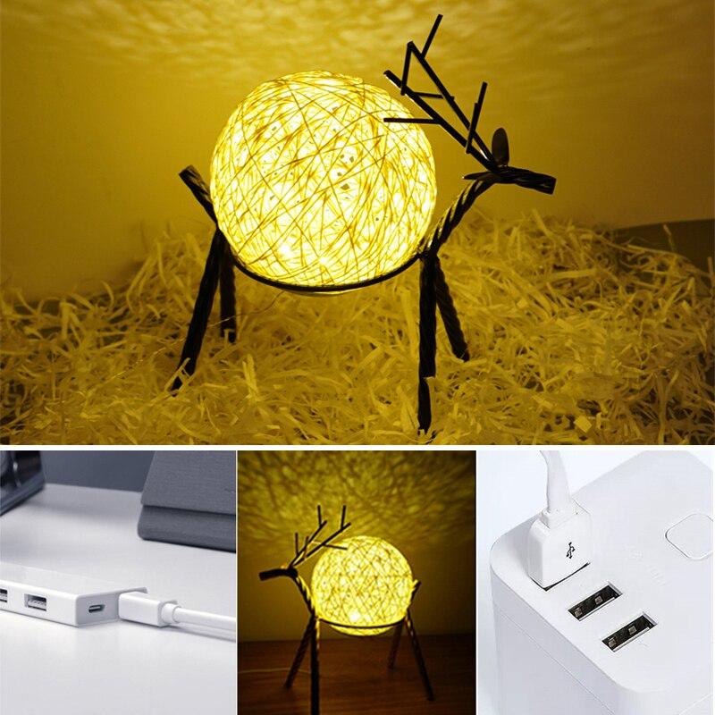 criativo projecao estrelada elk unicornio sono luz 04