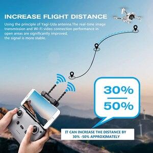 Image 3 - STARTRC Tăng Cường Tín Hiệu Khuếch Đại Yagi Ăng Ten Bộ Khuếch 5.8/2.4Ghz Cho DJI Mavic Air 2S/Mini 2/Air 2 Điều Khiển Từ Xa