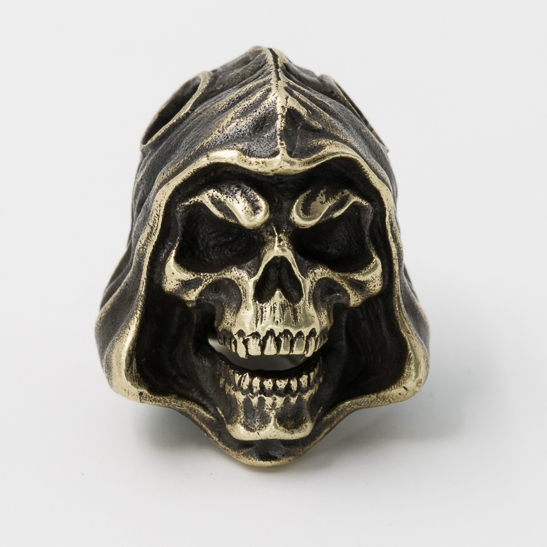 Faca de morte paracord contas artesanal chave