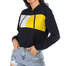 Woman Loose Pullover Tops Lightweight Sweaters Casual Hooded O Neck Fit Sweater Blouse 2019  Poleron Sudadera Capucha