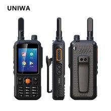 UNIWA F330 Zello Walkie Talkie Mobile Phone 1GB 8GB 3500mAh 2.4