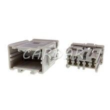 1 комплект 8 штырь 6098-0248 6098-0247 автомобиль проводка жгут розетки авто Connecto
