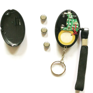 Image 5 - Personal Alarm With LED Light Alert Scream 130DB Self Defense Safety Attack Emergency Alarms For Women Kids Elderly Self  Alarm