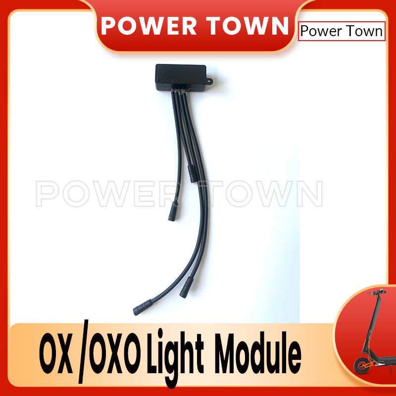 Световой модуль contoller для ox SUPER HERO ECO oxo электрический скутер оригинальные аксессуары