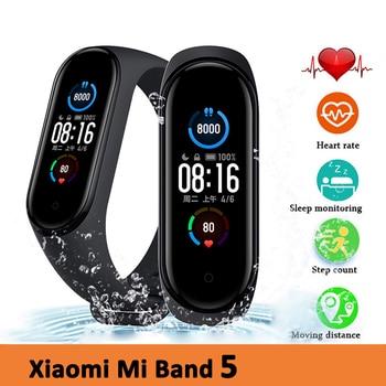 Original Xiaomi Mi Band 5 Smart Bracelet 1.1