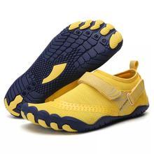 Water Lightweight Outdoor Climbing Shockproof Jogging Sneaker Quick Dry Hiking Shoes Men Women Waterproof Upstream Trekking Soft