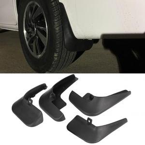 4Pcs Car Accessories Car Mud Flaps Mudguards Replacement Fit for Nissan NV200 2010 2011 2012 2013 2014 2015 2016 2017