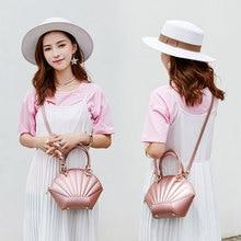 Mini pvc jelly summer handbag purse 2019 bags for women solid flap fashion messenger woman shell bag crossbody luxury