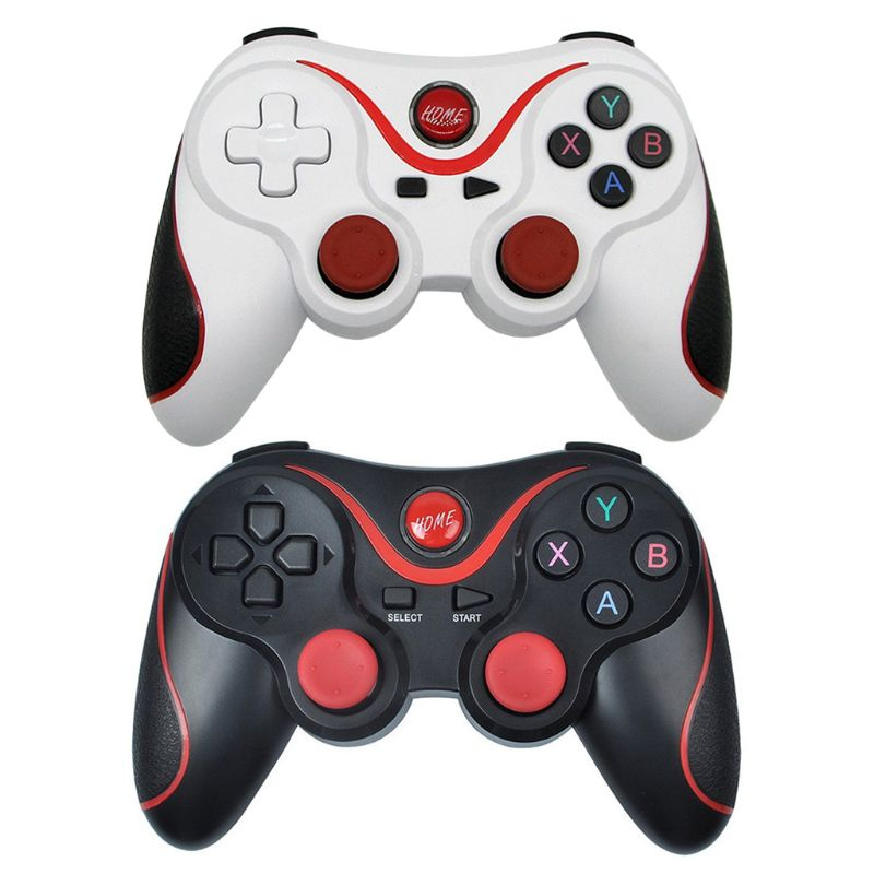 Gen Game X3 Game Controller Smart Wireless Joystick Bluetooth Android Gamepad Gaming Remote Control T3 S8 Phone PC Phone Tablet