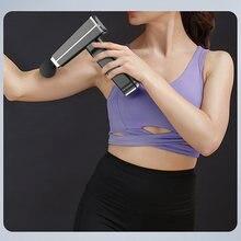 Массажный пистолет для мышц Вибрационное Оборудование фитнеса