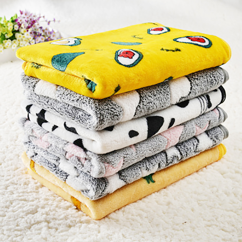 2021 Cat Bed Dog Blanket Pet Mat Dogs Supplies Dogs Mat Dogs Accessories Winter Warm Cats and Dogs General Blanket Pets Supplies 3