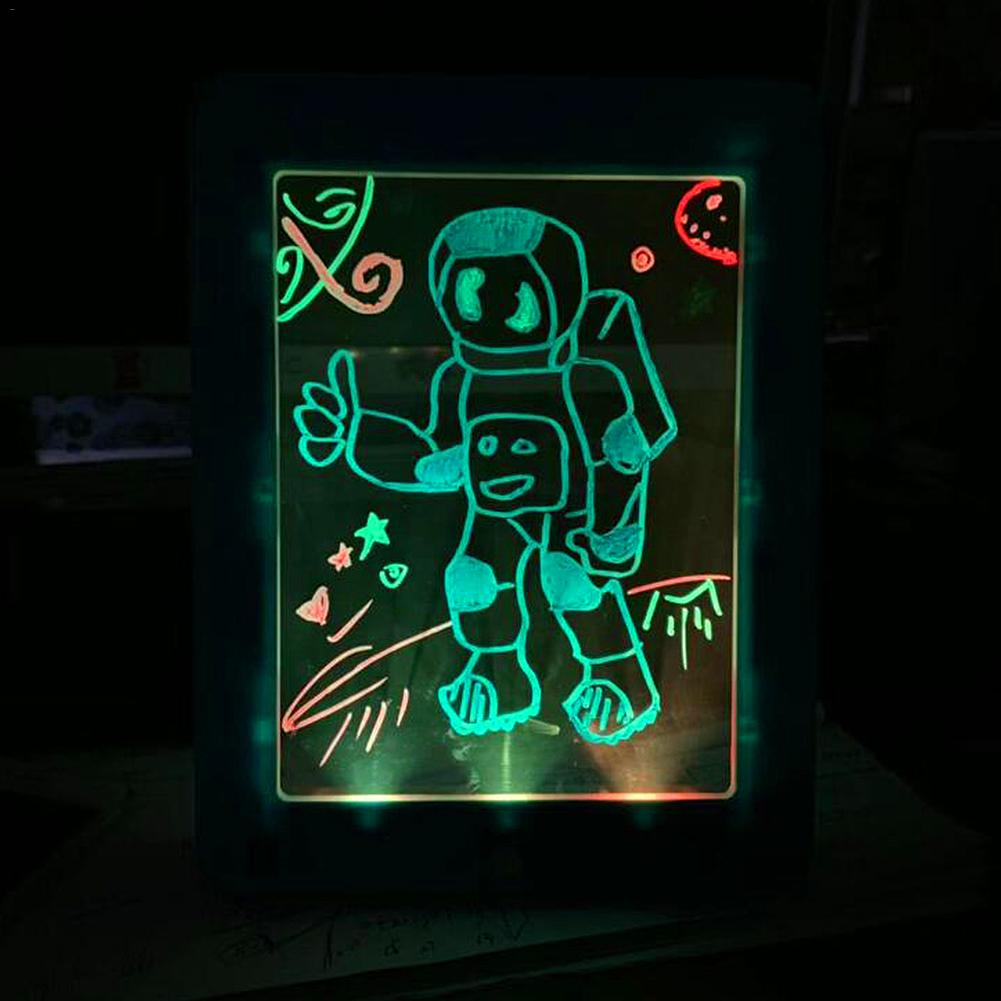 drawing board, magic pad, light board, light drawing pad, light drawing board, light drawing, draw with light, light drawing toy, magic drawing, draw board, led light board 1