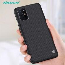 For OnePlus 8T Case One Plus 8T Cover NILLKIN Textured Nylon Fiber Case For OnePlus 8T 5G Case Durable Non-slip