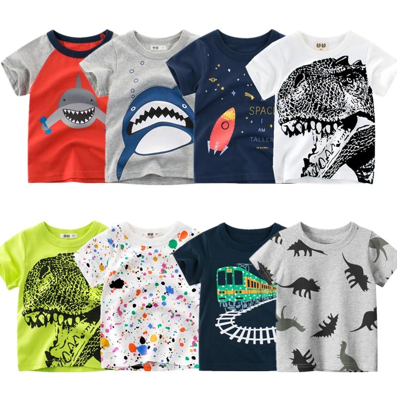 Unisex Summer Pullover T-Shirts