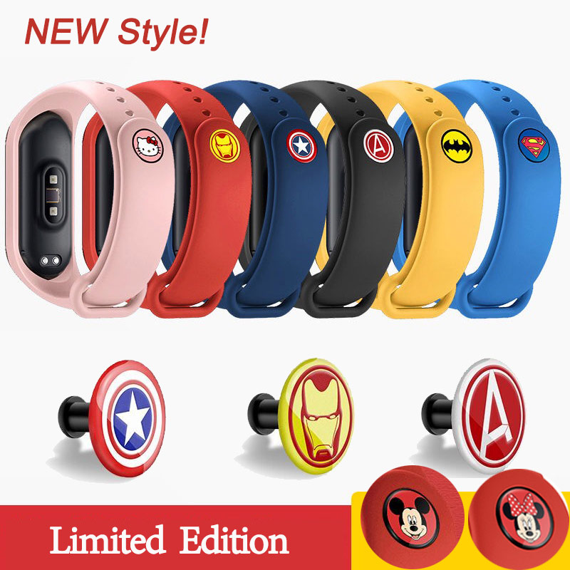 TPU Strap For Xiaomi Mi Band 4 Band 3 Strap Silicone Wristband Bracelet Replacement For Xiomi Band Mi Band4 Mi Band3 Wrist Color