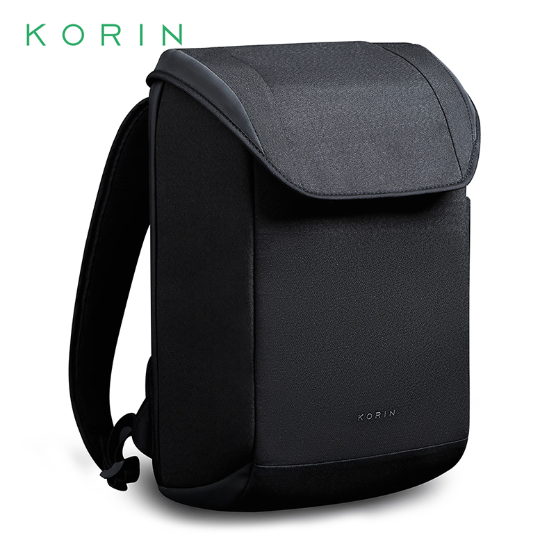 Korin Design ClickPack X Men Backpack Anti-thief /Waterproof /Cut-Proof/USB Charge Male Travel Bag 15-15.6 Inch Laptop Backpack