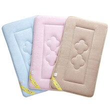 Pad Mattress Sleeper Crib Bedding Soft-Mat Velvet Baby Winter Newborn Cot Warm