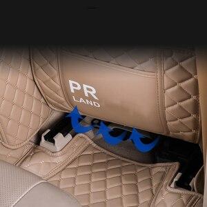 Полиуретановый противоударный коврик для салона автомобиля, защита от боковых кромок для Toyota Land Cruiser Prado FJ 150 2016 2017 2018 2019