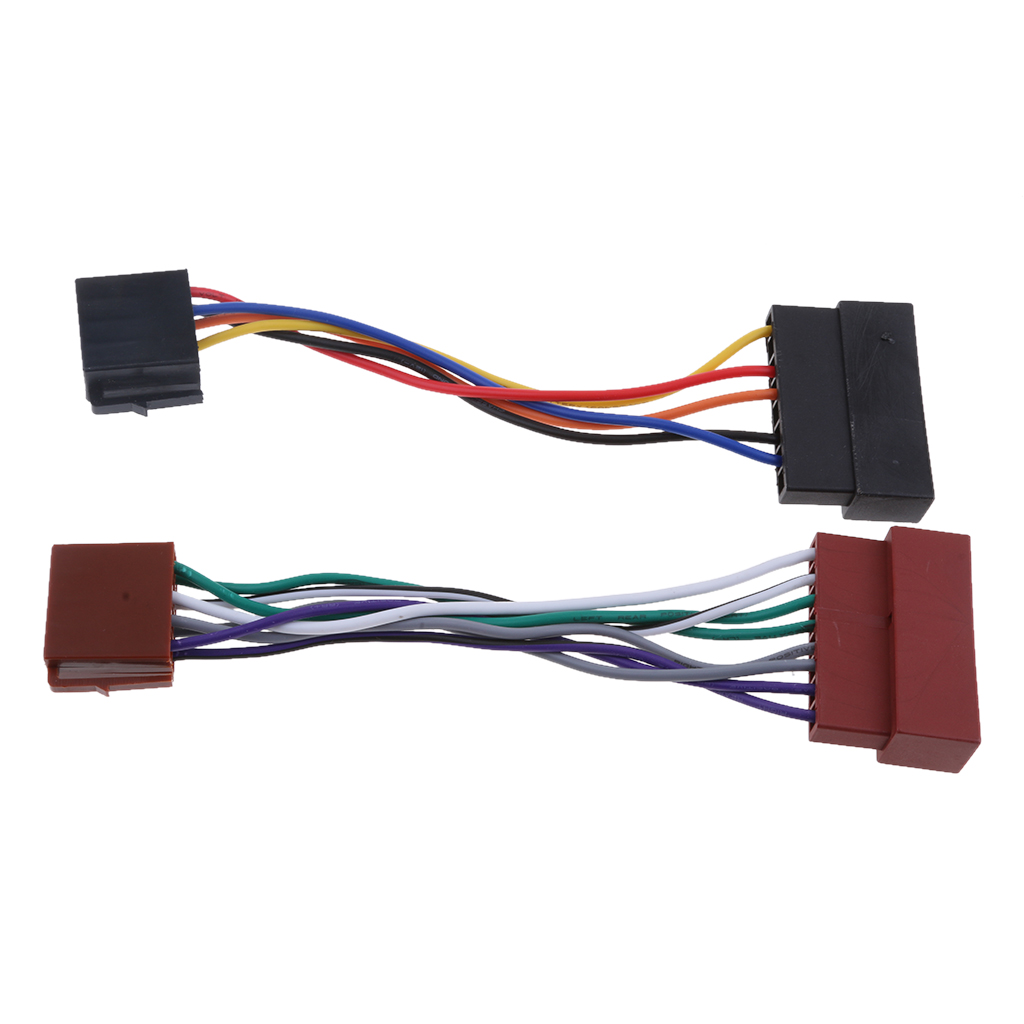Radio Harness Radio Adapter Cable ISO Auto Stereo For Ford Focus (1998-2004)