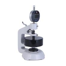 YT-H18 auto digital gauge micrometer measuring thin film measurements thickness gauge 0 01mm lcd digital thickness gauge thickness measuring tool paper leather cloth thickness gauge range 0 12 7mm micrometer