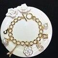 S106 номер 5 Роскошные брендовые дизайнерские ювелирные изделия кисточки цветы 2021 ювелирные браслеты и браслеты Kpop ювелирные изделия для жен...
