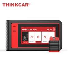 THINKCAR Thinktool Mini OBD2 الماسح الضوئي سيارة أدوات التشخيص نظام كامل ECU الترميز ثنائي الاتجاه التحكم Obd2 السيارات الماسح الضوئي