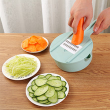 Mandoline Slicer Vegetable Potato Peeler Carrot Onion Grater multi-functional Cutter Kitchen  Tools Accessories